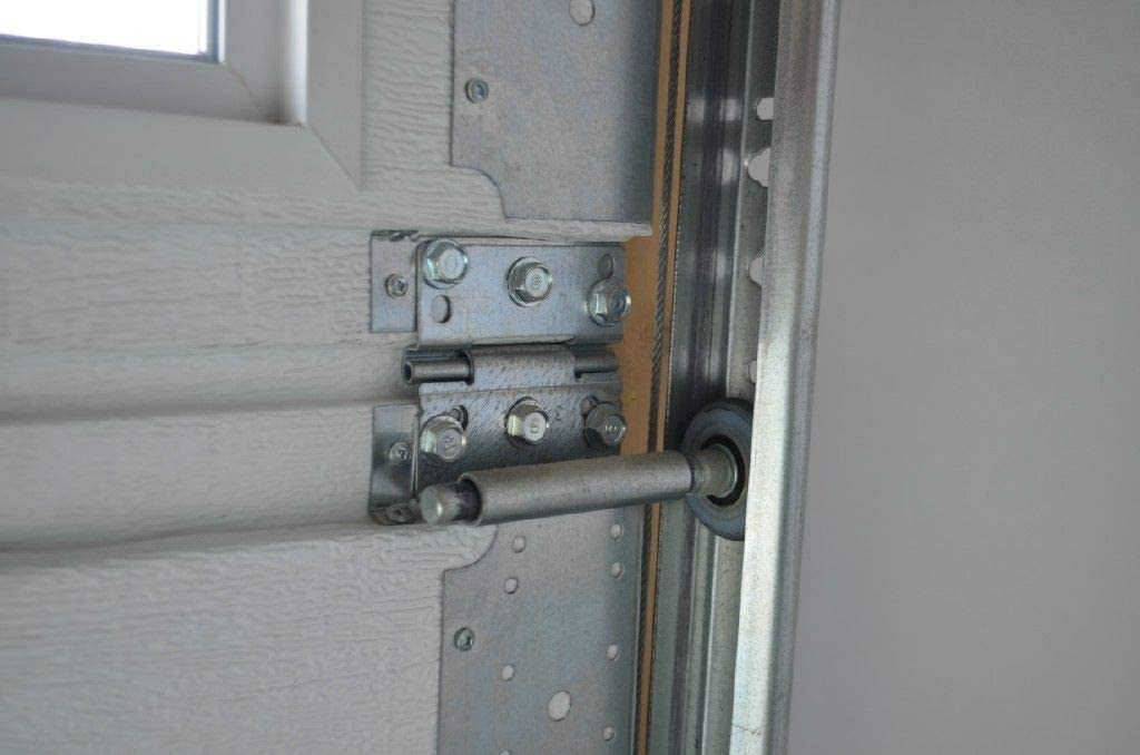 Wayne-Dalton-Garage-Door-Hinges-Pinch-Proof #3 Hinge
