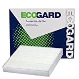 ECOGARD XC36080 Premium Cabin Air Filter Fits Honda Fit, Civic, HR-V, Insight, CR-Z, CR-V