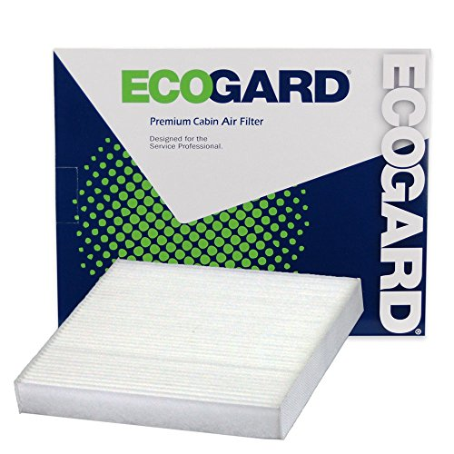 ECOGARD XC36080 Premium Cabin Air Filter Fits Honda Fit, Civic, HR-V, Insight, CR-Z, CR-V (Air 2010 Filter Honda Fit)