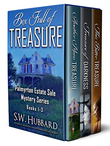 Box Full of Treasure, Palmyrton Estate Sale Mysteries Books 1-3: Palmyrton Estate Sale Mystery Series Boxed Set (Books 1-3) ()