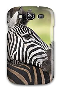 Galaxy Case - Tpu Case Protective For Galaxy S3- Zebra