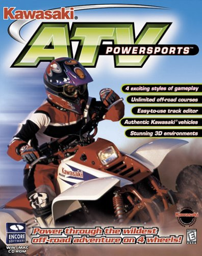 8100 Software (Kawasaki ATV Powersports)