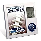 Seattle Seahawks NFL Desk Clock