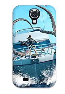 Hot GBAYLyl6596DGFSp Case Cover Protector For Galaxy S4- Trouble En Mediterranee