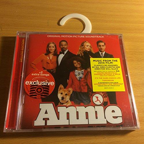 Various Artists: Annie Soundtrack CD+2 BONUS 2014 TARGET - Annie Target