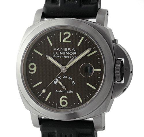 Panerai Luminor automatic-self-wind mens Watch PAM 57 (Certified Pre-owned)