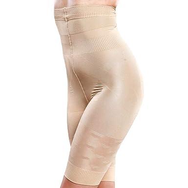 34b1a3c8a Saundarya Women s Slim n Lift Body Shaper High Waist  Amazon.in  Clothing    Accessories