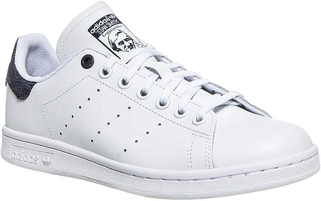 adidas Stan Smith J, Chaussures de Running garçon: