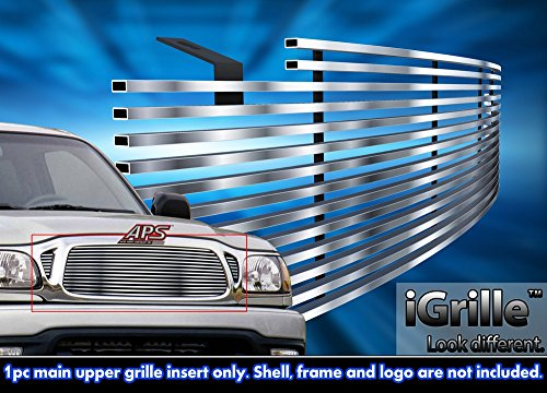 2004 toyota tacoma chrome grill - 5