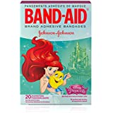 Band-Aid Brand Adhesive Bandages featuring Disney Princesses for , Assorted Sizes, 20 Count