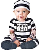 Incharacter Convict Cutie Infant Costume 12-18M