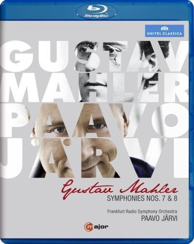 Symphonies Nos. 7 & 8 (Blu-ray)