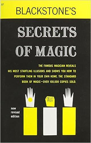 Download Blackstone's Secrets of Magic PDF, azw (Kindle), ePub, doc, mobi