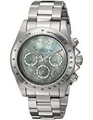 Invicta Mens Connection Quartz Stainless Steel Casual Watch, Color Silver-Toned (Model: 24768)