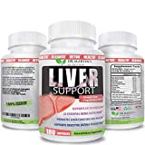 Best Liver Cleanse Supplements - Liver Cleanse, Detox & Repair | 180 Veggie Review