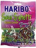 Haribo Sour S'ghetti Gummi Candy