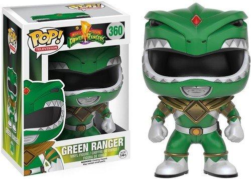 (Funko POP TV: Power Rangers - Green Ranger Action Figure)