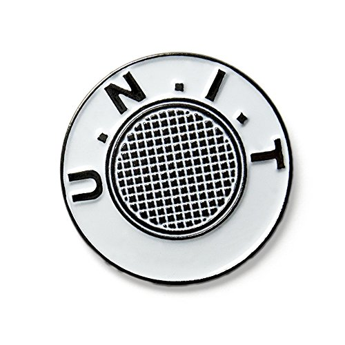 Doctor Who U.N.I.T. (UNified Intelligence Taskforce) Pin (Pins Unit)