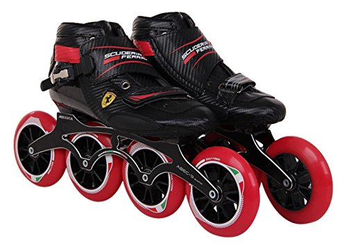Ferrari Speed Skate, Black, Size 41