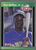 Ken Griffey Jr. (Baseball Card) 1989 Donruss The Rookies - Box Set [Base] #3