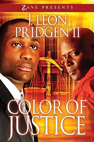 Color Of Justice By J Leon Pridgen Ii