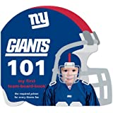 New York Giants 101 (My First Team-Board-Books)