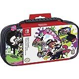 Nintendo Switch Game Traveler Deluxe Travel Case - Splatoon - Nintendo Switch