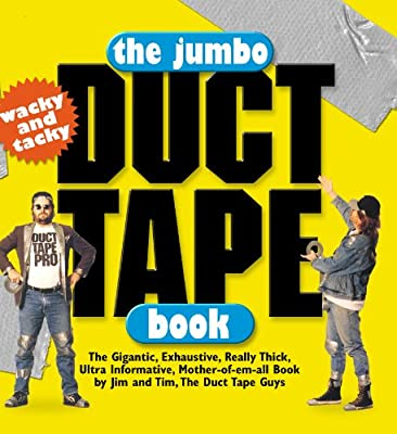 The Jumbo Duct Tape Book from Workman Publishing Company
