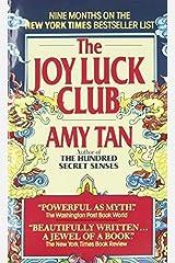The Joy Luck Club by Amy Tan (1990) Mass Market Paperback Mass Market Paperback