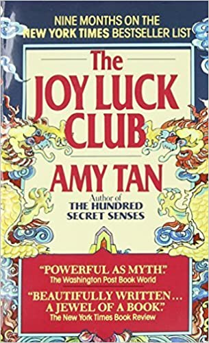 The Joy Luck Club by Amy Tan (1990) Mass Market Paperback: Amazon.com: Books