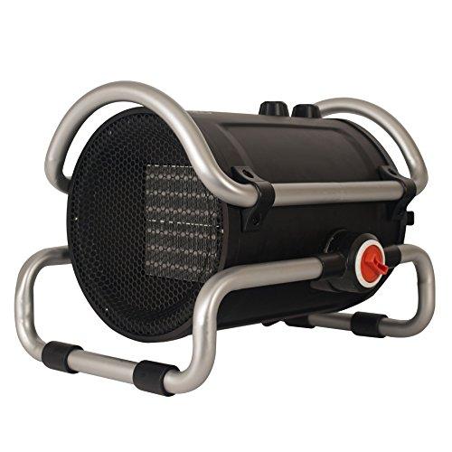 BLACK+DECKER BHUC201B Ceramic Utility Heater