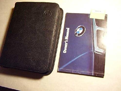 1994 bmw 525i 535i 540i owners manual bmw amazon com books rh amazon com 1994 bmw 540i owners manual 1994 BMW 525I Interior