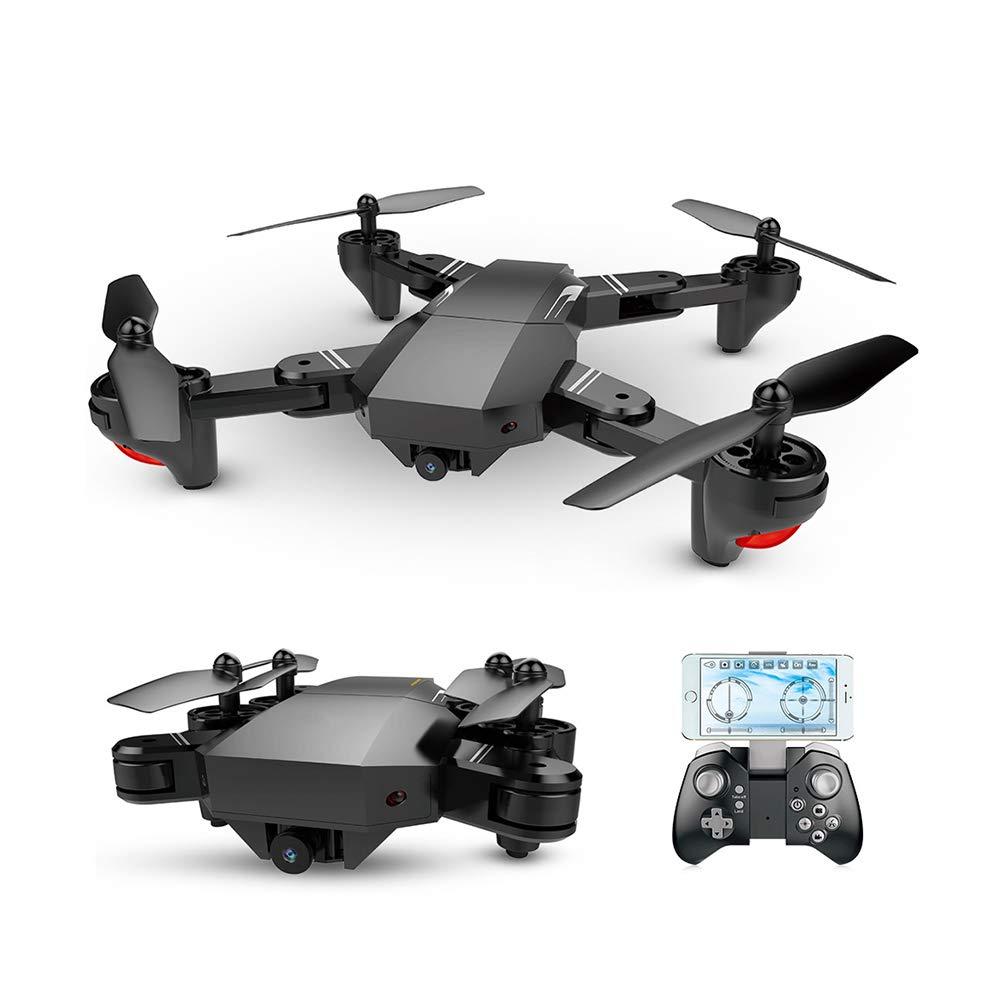 Drone Ultra Long Terme, quadcoptère de caméra WiFi HD, Avion de contrôle aérien à Distance Professionnel
