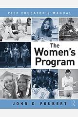 The Women's Program: Peer Educator's Manual, Pack of 10 Paperback