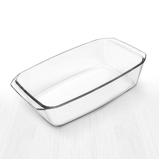 Tostador de vidrio rectangular transparente Simax | vidrio de ...
