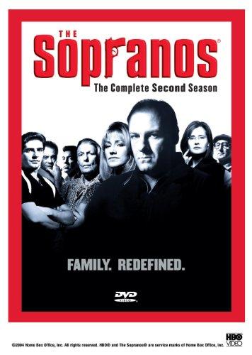 Sopranos: The Complete Second Season [4 Discs] [TV Show] (Widescreen, 4PC)
