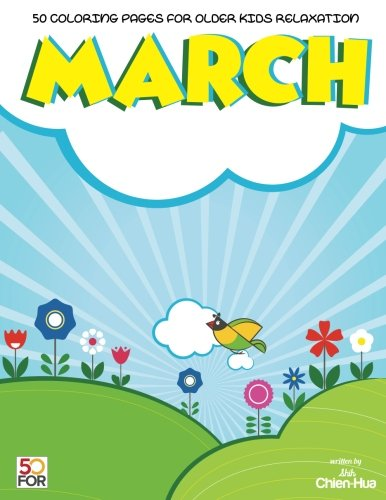 March 50 Coloring Pages For Older Kids Relaxation ()