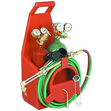 Kit de soldadura portátil de NOVA, juego de antorcha de corte profesional Victor: Amazon.es: Bricolaje y herramientas