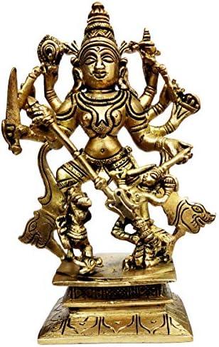 Shiv Shakti Durga Maa Devi Durga Goddess Durga Statue Durga Statue Adi Parashakti,Shakti Statue,Standing Durga 11 Inch Parvati Statue
