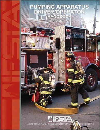 pumping apparatus driver operator handbook ifsta 9780134027081