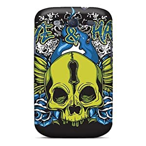 Galaxy S3 Case Slim [ultra Fit] Love Hate Protective Case Cover