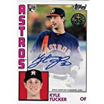 d3e30814ec7e03 2019 Topps 1984 Topps Autographs #84A-KT Kyle Tucker NM-MT Auto Houston  Astros.