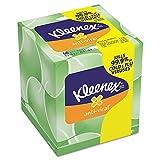 Kleenex 25836CT Anti-Viral Facial Tissue, 3-Ply, 68 Sheets per Box (Case of 27 Boxes)