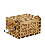 Baby Toy, Hatop Mini Music Box Engraved Wooden - Best Reviews Guide