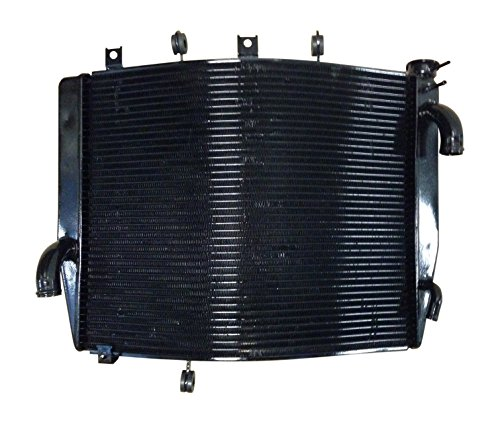Ninja Radiator (KAWASAKI 2006 - 2011 NINJA ZX14 ZX1400 OEM REPLACEMENT RADIATOR (NEW))