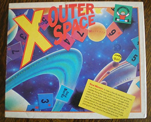 x from outer space board game - 1
