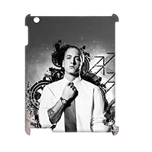 WAKEUP - Eminem Pattern 3D Phone Case for iPad 2,3,4
