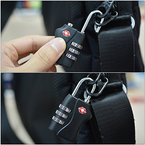how to open a suitcase combination lock without the combination