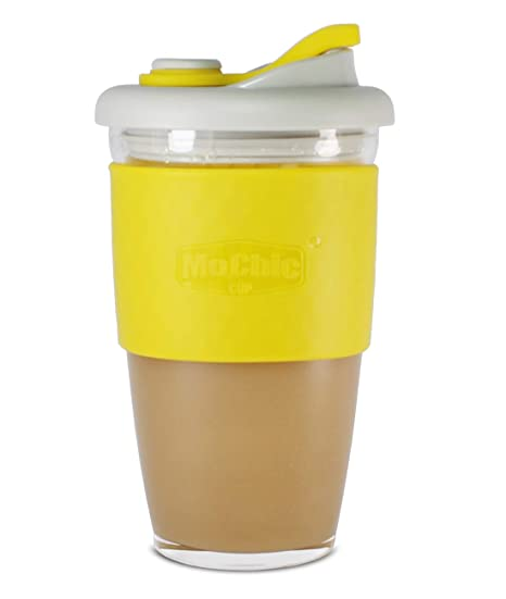 Mug Friendly Reusable Drinking Slip Portable Durable Travel And Safe Tumbler Cup Coffee Non Microwave Eco Sleeve Mochic Dishwasher Glass With Lid rtdshQ