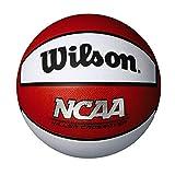"""Wilson Killer Crossover Basketball, Red/White, Official - 29.5"""""""
